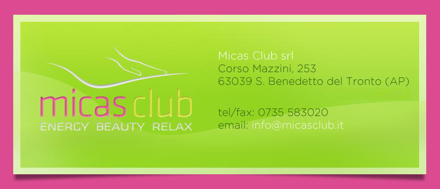 Micas Club - Energy Beauty Relax